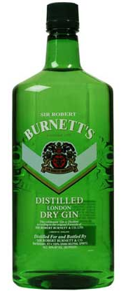 Burnett's Gin London Dry